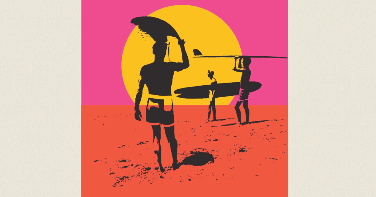 Artbound Endless Summer: How a Poster Shaped Surf Culture
